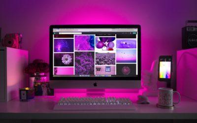 Έννοια χρώματος για επαγγελματίες σχεδιαστές, website colors