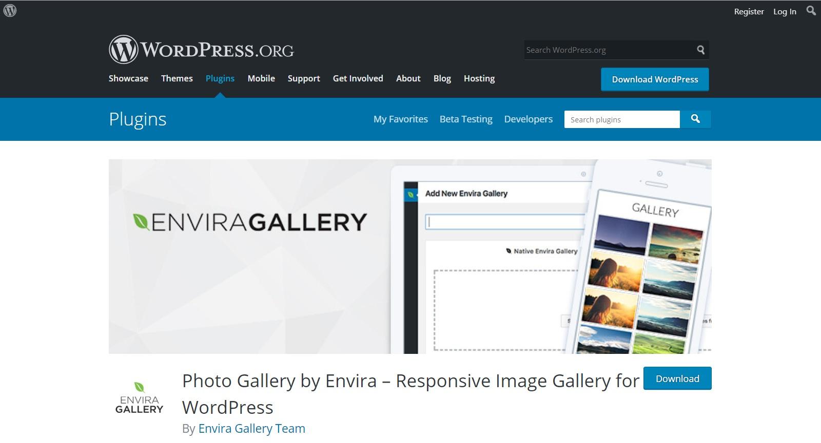 envira-gallery-best free plugins 2021